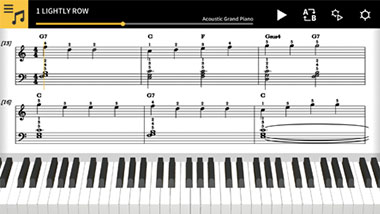 Chordana Play Apps Casio Music