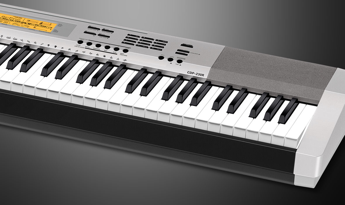 casio compact digital pianos casio music. Black Bedroom Furniture Sets. Home Design Ideas