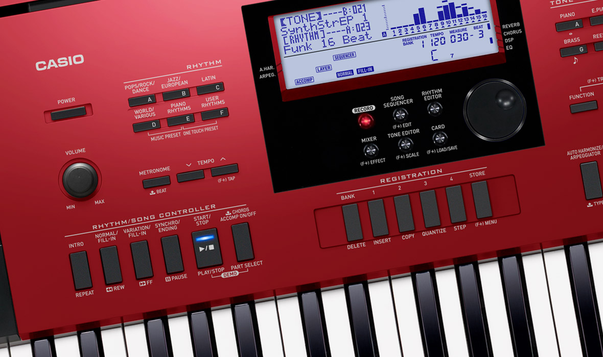 Casio High Grade Keyboard Casio Music