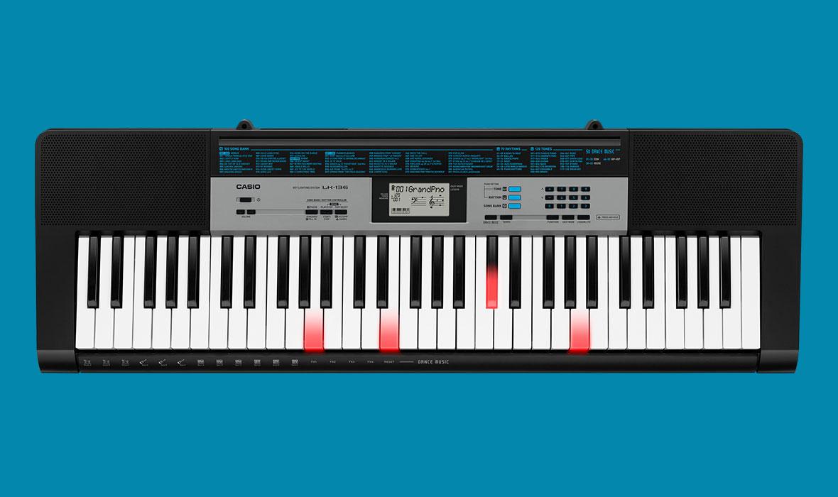LK-136 | CASIO Music