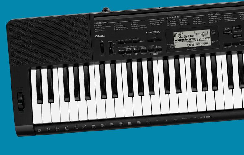 Casio Standard Keyboards Casio Music