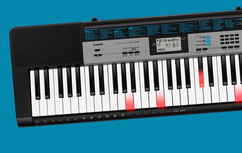 Lk 136 Casio Music