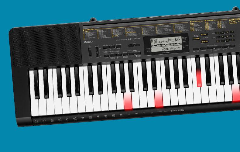 cheaper 4f105 f8e43 LK-265 | CASIO Music