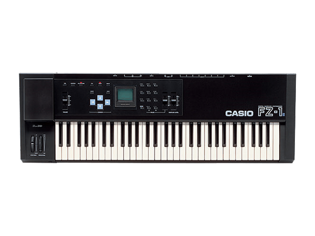 Sampling Synthesizer <nobr>FZ-1</nobr>