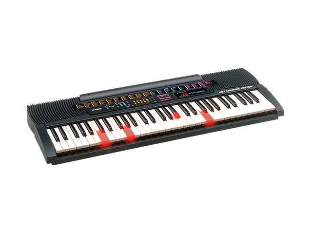 Key Lighting Keyboard <nobr>CTK-520L</nobr>
