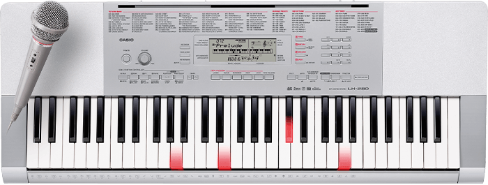 CASIO Lighted Key Keyboards | CASIO Music