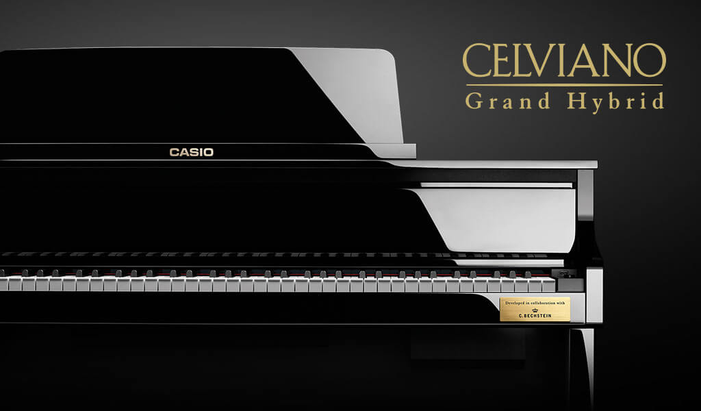 CASIO Music | Digital pianos, keyboards and accessories